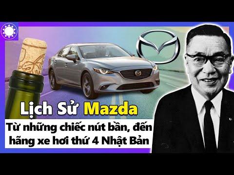 Lịch Sử Mazda - Từ Những Chiếc Nút Bần, Đến Hãng Xe Hơi Lớn Thứ 4 Nhật Bản
