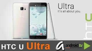 HTC U Ultra - First HandsOn [GER]