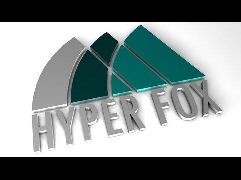 Showreel of film and animation studio HYPERFOX