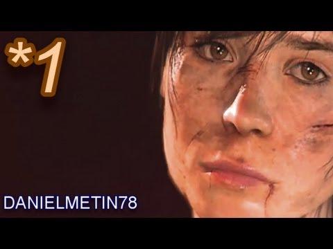 Beyond: Dos Almas / Two Souls #1 Video guía, gameplay, let´s play, walkthrough,comentado