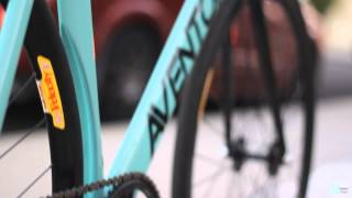 Aventon Mataro Low Track Bike
