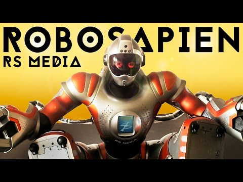 Robosapien RS Media - Robot Dancing, Motion Tracking & Yoga