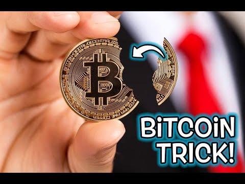 Bitcoin Magic!  **Amazing Trick!**