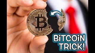 Bitcoin MAGIC!?!  **Amazing COIN Trick!**