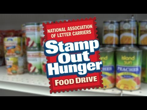 Annual Stamp Out Hunger Food Drive Is On May 11