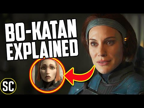 Mandalorian: Bo Katan Explained