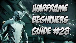 Warframe : Beginner Guide Episode 28 Resource Farming