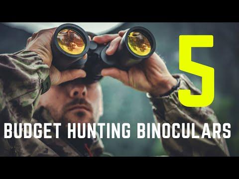 5 BEST BUDGET FRIENDLY HUNTING BINOCULARS