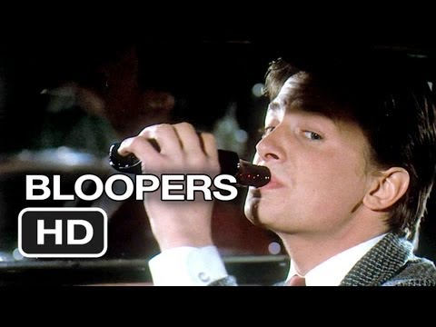 Back to the Future  Blooper Reel 1985  Michael J. Fox Movie