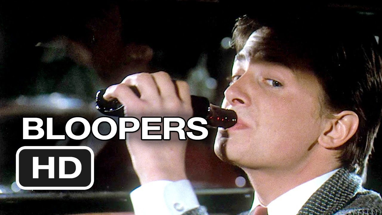 Back to the Future - Blooper Reel (1985) - Michael J. Fox ...