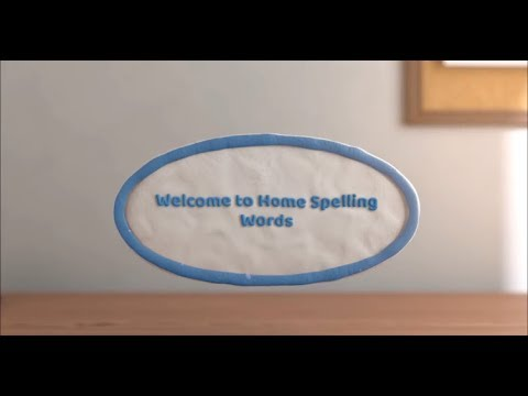 Home Spelling Words - Free Spelling Games, Tests & Lists