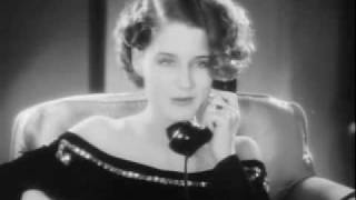 *Robert Montgomery and Norma Shearer