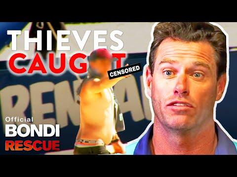 Thieves Caught At Bondi - Top 5 Best Catches