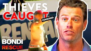 Thieves Caught at Bondi  Top 5 Best Catches