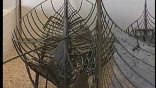 Viking ships, Oseberg and Gokstad ships