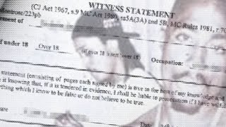 kadafis 1996 statement to vegas police describing suspect driver of cadillac