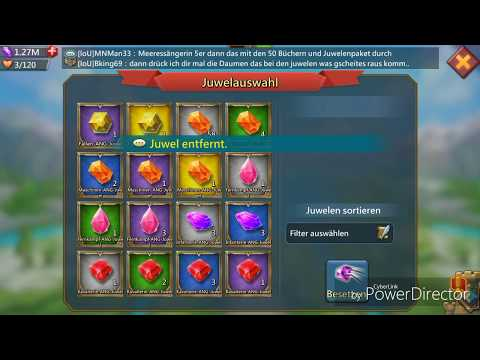 Lords Mobile #10 Chest Opening/ 110gold jewel boxes and more
