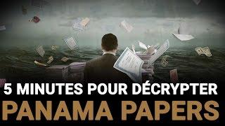 5 minutes pour décrypter les Panama Papers