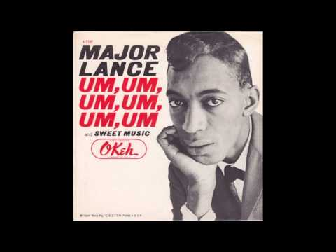 Um, Um, Um, Um, Um, Um - Major Lance (1963)  (HD Quality)