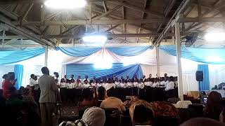 Imonti Assemblies of God choir - Nelly leading