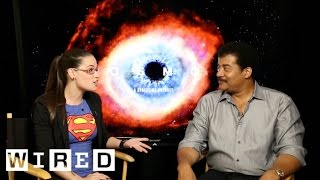Neil deGrasse Tyson on Cosmos: A Spacetime Odyssey-WIRED Live