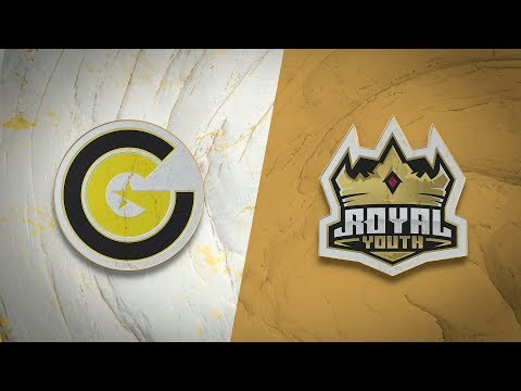 Clutch Gaming vs Royal Youth vod