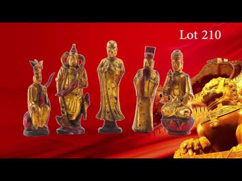 Collection of Asian Artwork from our Upcoming July 5th Summer Liquidation Auction - Kodner Galleries