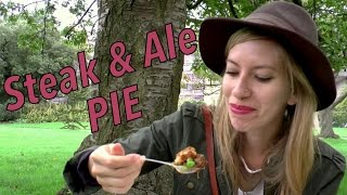 Steak And Ale Pie Picnic In London