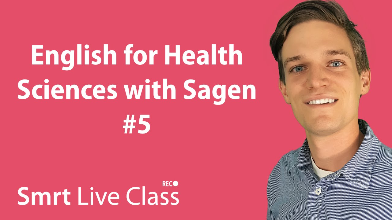 English for Health Sciences with Sagen #5