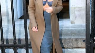 Канье Уэст и его реальность звезда жена Ким Кардашян отправиться за покупками