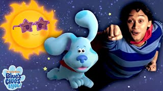 Josh & Blue Skidoo Into Space! | Blue's Clues & You!