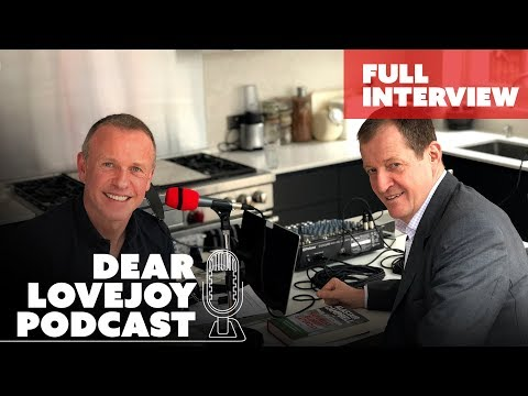 Alastair Campbell FULL INTERVIEW | Dear Lovejoy Podcast