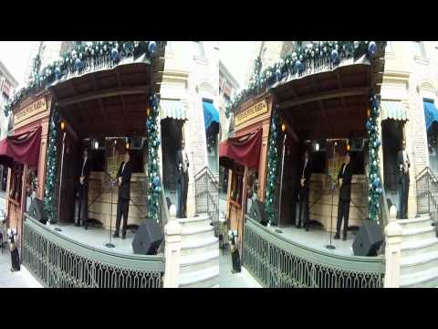 The Blues Brothers Show HD 3D, Universal Studios, Orlando, Florida 2011