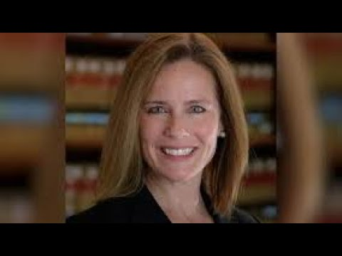 Trump Chooses Amy Coney Barrett As Supreme Court Justice Replacement For RBG