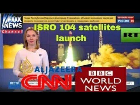 UK Media SHOCKED by ISRO 104 satellites launch, BBC Shocked by INDIAN TALENT