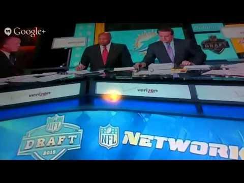 NFL DRAFT 2015 LIVE