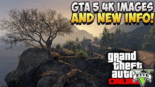 GTA 5 PC Gameplay Screenshots In 4k ! NEW GTA 5 PC Release Date & Specs (GTA 5 PC Gameplay Images)