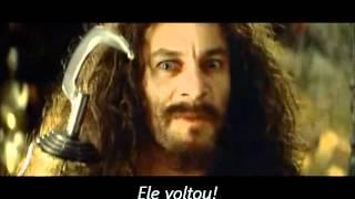 Peter Pan trailer legendado pt br