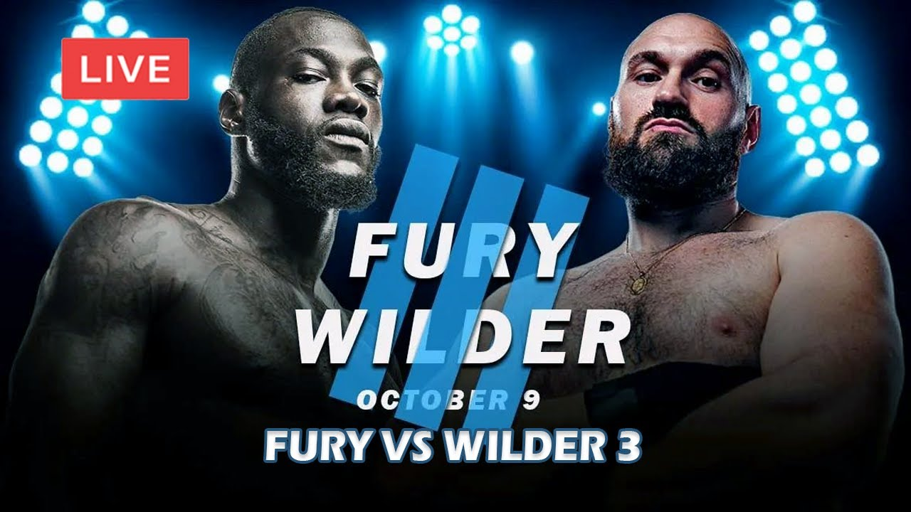 Fury vs Wilder 3 live streams and start time, how to watch online and ...