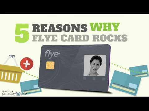 5 Reasons why Flye smart card is a disruptive technology