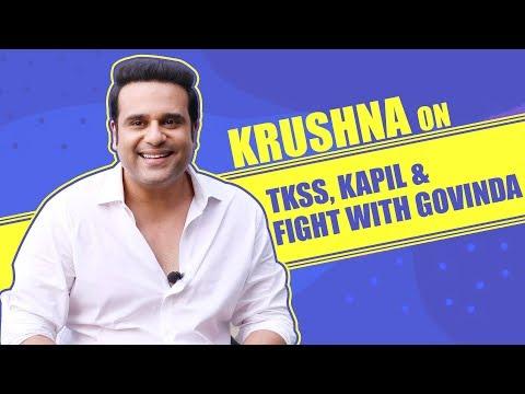 The Kapil Sharma Show's Krushna Abhishek On His Bond With Kapil And Fight With Mama Govinda