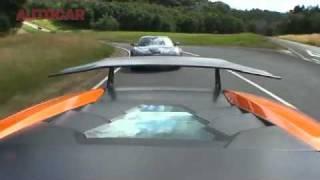 corvette zr1 vs lamborghini sv
