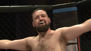 Paul Webster v Aron Jones - UCMMA 57 - first 'Bare Knuckle' MMA fight in the UK