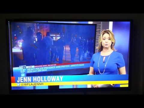 WHAM-TV MAKES TAMPA NEWS