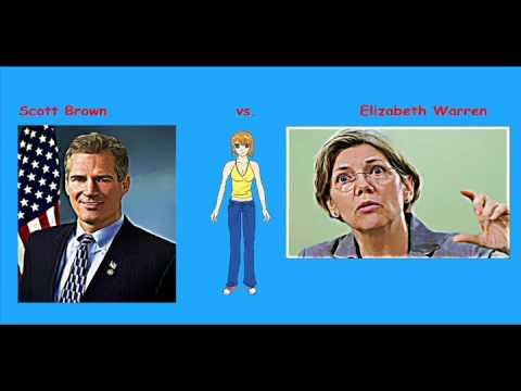 Scott Brown Elizabeth Warren Debate