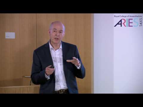 RCoA ARIES Talk: Resuscitation Medicine by Jerry Nolan