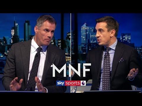 How can Pep recover from Norwich defeat?   Jamie Carragher & Gary Neville   MNF
