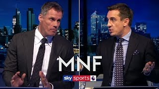 How can Pep recover from Norwich defeat? | Jamie Carragher & Gary Neville | MNF