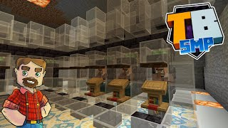 The Trading Hall!- Truly Bedrock SMP Season 2! - Episode 34