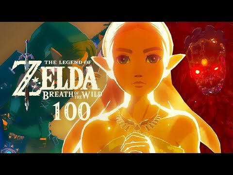 The Legend of Zelda: Breath of the Wild - Part 100 - Ending 100 Years of Calamity Ganon